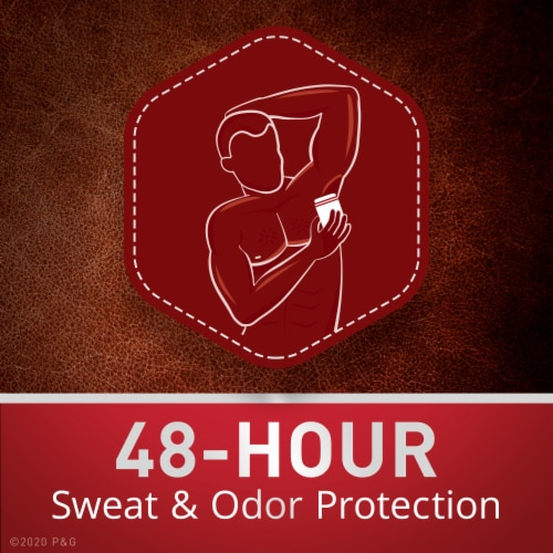Old Spice Dynasty Anti-Perspirant & Deodorant Perspective: left