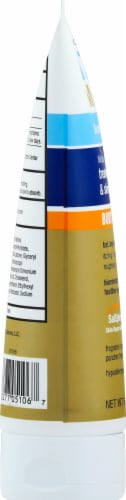 MG217 Eczema Full Spectrum Body Treatment Cream & Skin Protectant Tube Perspective: left