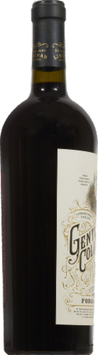 Gentleman's Collection Red Blend Perspective: left