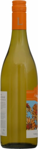 Lindeman's Bin 65 Chardonnay White Wine Perspective: left