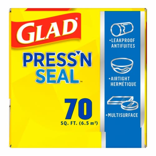Glad Press'n Seal Wrap Perspective: left