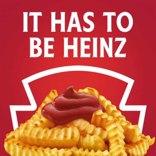 Heinz Tomato Ketchup Perspective: left