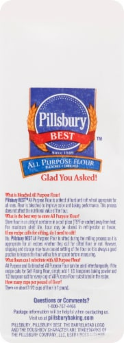 Pillsbury Best All Purpose Flour Perspective: left