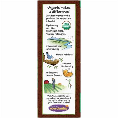 Annie's Organic Cocoa Crispy Snack Bars Perspective: left