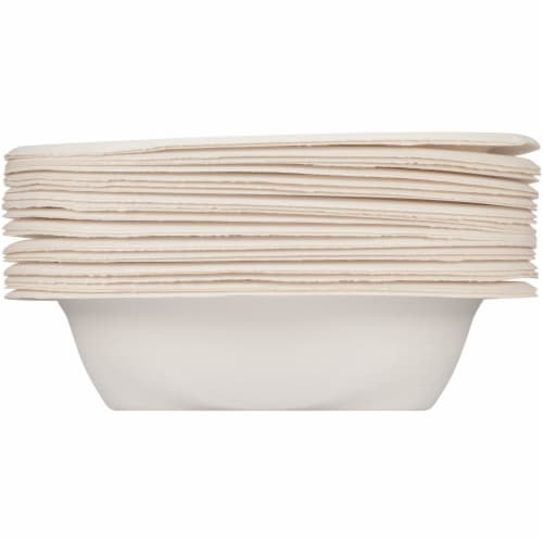 Hefty EcoSave Compostable Bowls Perspective: left