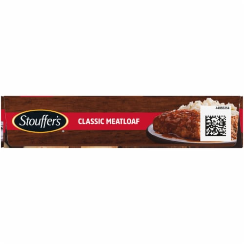 Stouffer's Classic Meatloaf Frozen Meal Perspective: left