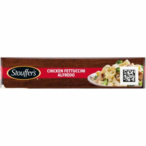Stouffer's Chicken Fettuccini Alfredo Frozen Meal Perspective: left