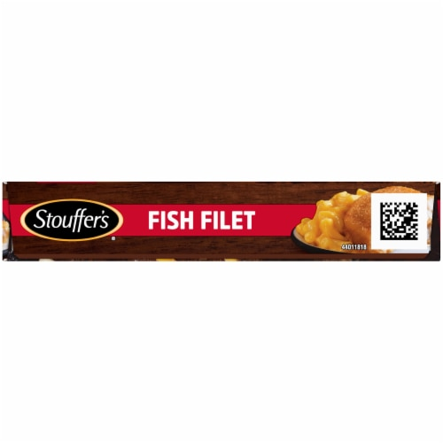 Stouffer's Fish Filet Frozen Meal Perspective: left