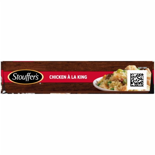 Stouffer's Classics Chicken A La King Meal Perspective: left