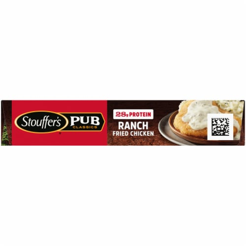 Stouffers® Pub Classics Ranch Fried Chicken Frozen Entree Perspective: left