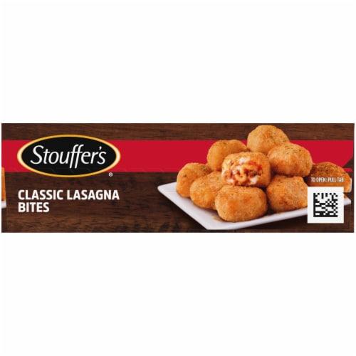 Stouffer's Classic Lasagna Bites Perspective: left