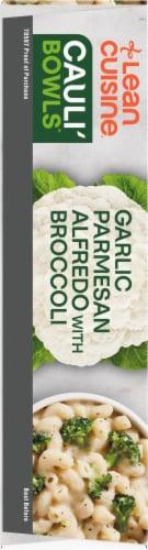 Lean Cuisine® Cauli'Bowls™ Garlic Parmesan Alfredo with Broccoli Cauliflower Pasta Frozen Meal Perspective: left