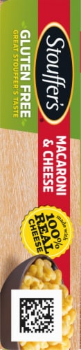 Stouffer's Gluten Free Macaroni & Cheese Frozen Meal Perspective: left