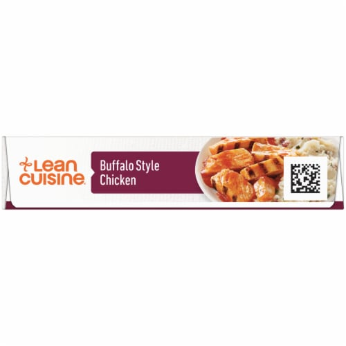 Lean Cuisine Features Buffalo Style Chicken Frozen Meal Perspective: left