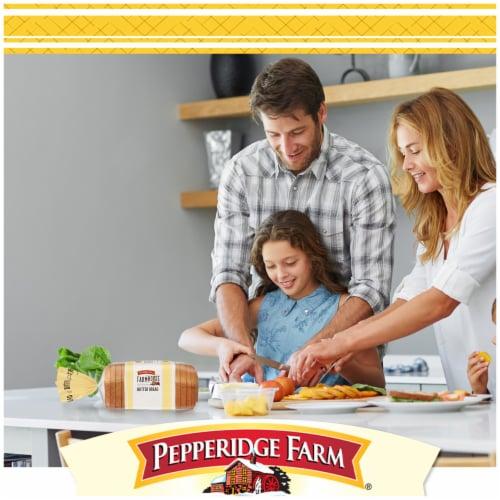 Pepperidge Farm Farmhouse Butter Bread Perspective: left