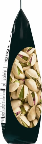 Wonderful Roasted & Salted Pistachios Perspective: left