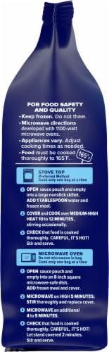 Birds Eye Voila! Three Cheese Chicken Perspective: left