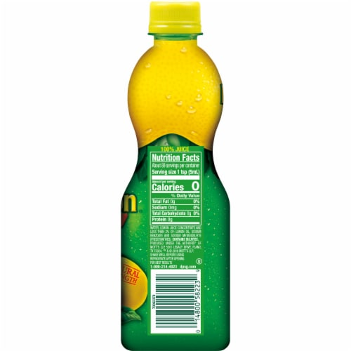 ReaLemon 100% Lemon Juice Perspective: left
