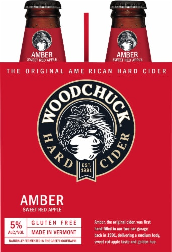 Woodchuck® Hard Cider Perspective: left