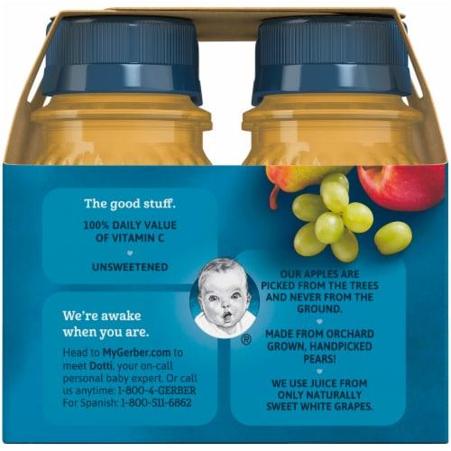 Gerber® Fruit Juice Variety Pack Perspective: left