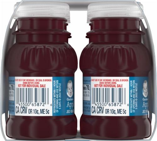 Gerber Toddler Apple Prune Juice Perspective: left