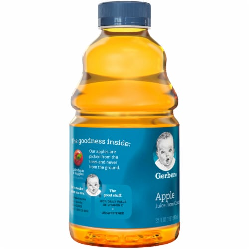 Gerber Toddler Apple Juice Perspective: left