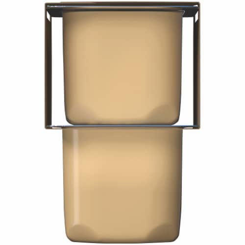 Gerber 2nd Foods Apple Chicken Dinner Stage 2 Baby Food Perspective: left