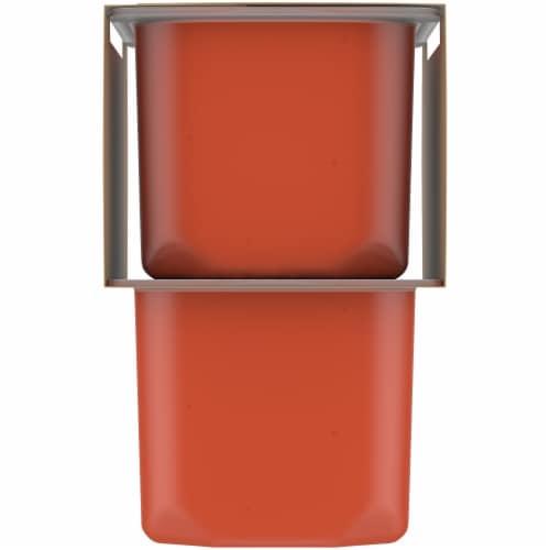Gerber 2nd Foods Carrots Baby Food Perspective: left
