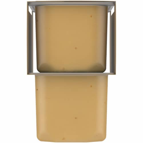 Gerber 2nd Foods Apple Strawberry Banana Stage 2 Sitter Baby Food Perspective: left
