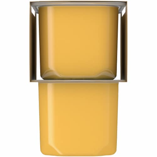 Gerber 2nd Foods Banana & Orange Medley Baby Food 2 Count Perspective: left