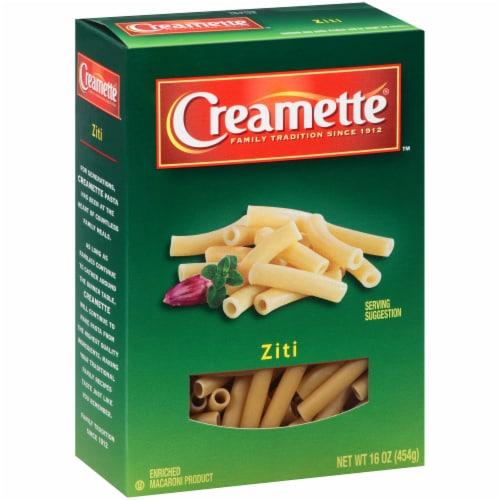 Creamette Ziti Pasta Perspective: left