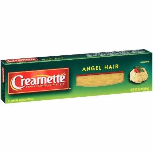 Creamette Angel Hair Pasta Perspective: left