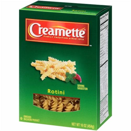 Creamette Rotini Pasta Perspective: left