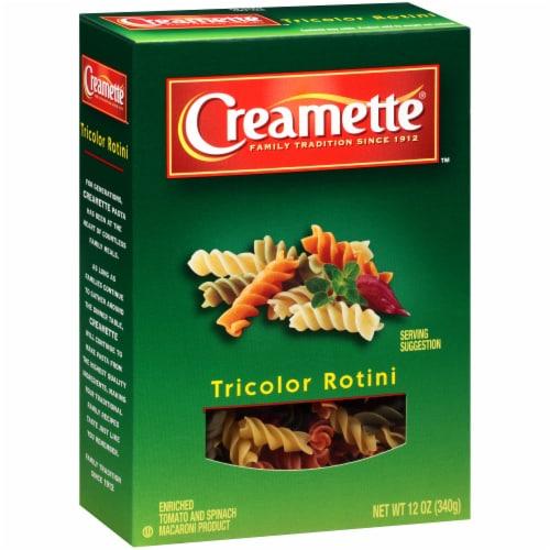 Creamette Tricolor Rotini Pasta Perspective: left