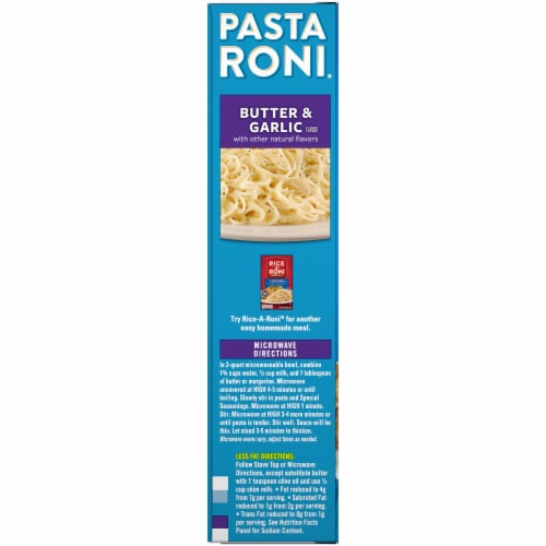Pasta Roni® Butter & Garlic Angel Hair Pasta Mix Perspective: left