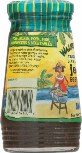 Walkerswood Mild Traditional Jamaican Jerk Seasoning Perspective: left