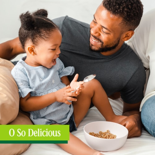 Cheerios™ Apple Cinnamon Whole Grain Oat Cereal Perspective: left