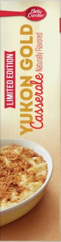 Betty Crocker Yukon Gold Potato Casserole Perspective: left