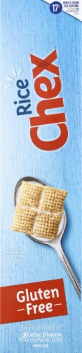 Chex™ Gluten Free Oven Toasted Rice Cereal Family Size Perspective: left