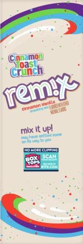 Cinnamon Toast Crunch Remix Cinnamon Vanilla Snacking Mix Perspective: left