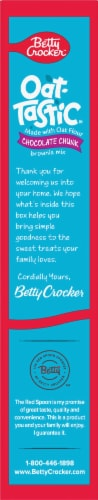 Betty Crocker Oat-Tastic Chocolate Chunk Brownie Mix Perspective: left