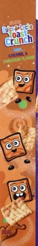 General Mills Dulce de Leche Toast Crunch Cereal Perspective: left