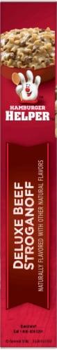 Hamburger Helper Deluxe Beef Stroganoff Pasta & Sauce Mix Perspective: left