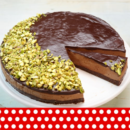 Betty Crocker Rich & Creamy Chocolate Frosting Perspective: left