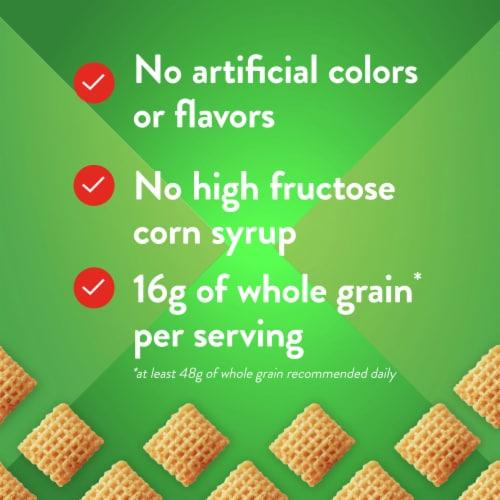 Corn Chex Gluten Free Breakfast Cereal Perspective: left