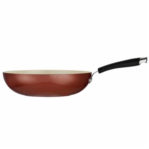 Tramontina Stir-Fry Pan - Copper Perspective: left