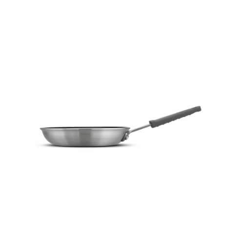 Tramontina Pro 3004 Fusion Restaurant Fry Pan - Gray Perspective: left