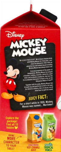 Disney Mickey Mouse Fantastical Fruit Punch Perspective: left