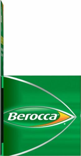 Berocca Orange Effervescent Tablets Perspective: left