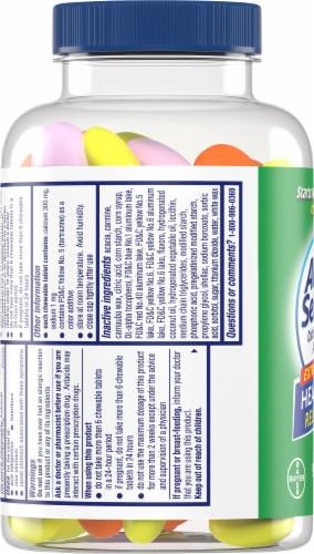 Alka-Seltzer® Extra Strength Heartburn Relief Chews Perspective: left